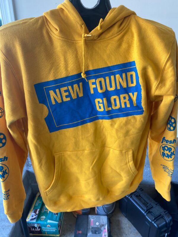 "New Found Glory ""Blockbuster Hoodie"" Size Small"