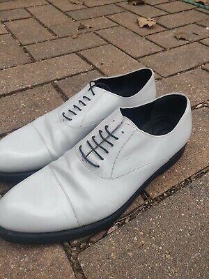Grey Gucci Dress shoes