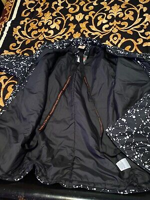 Nike ACG Insulated NikeLab Acronym Puffer Jacket Black White AQ3531 010 Men Sz L