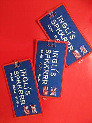 Inglis SPkr Bag Tag -