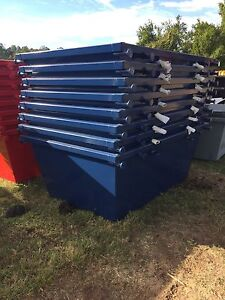 3cm skip bins for sale suit skip truck $950 special!! Palmwoods Maroochydore Area Preview