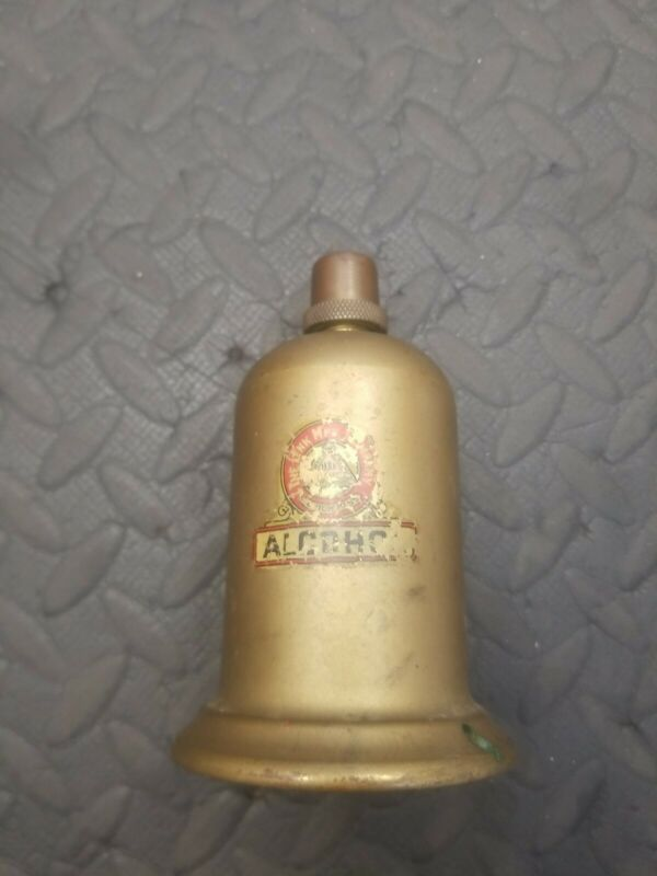 The Lenk Mfg Company Blotorch Antique Vintage Blow Torch