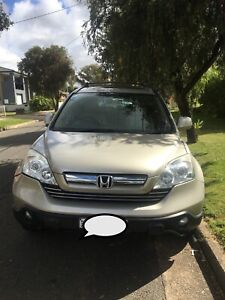 2007 Honda CR-V LUXURY Automatic SUV Punchbowl Canterbury Area Preview