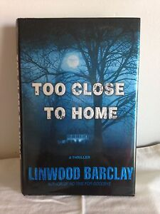 Hardcover book by Linwood Barclay