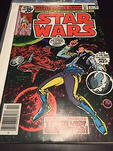 Vintage Star Wars, Marvel Comics Group