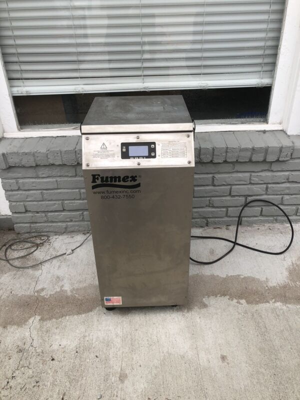 Fumex Fume Extractor Air Filter Model FA2SSD