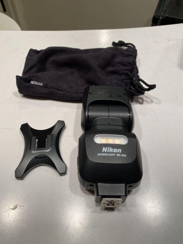 Nikon SB-500 Speedlight Used