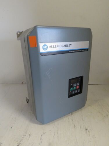 Allen Bradley A4-3.7KW Adjustable Frequency AC Motor Drive