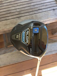 Taylor Made SLDR 460S driver
