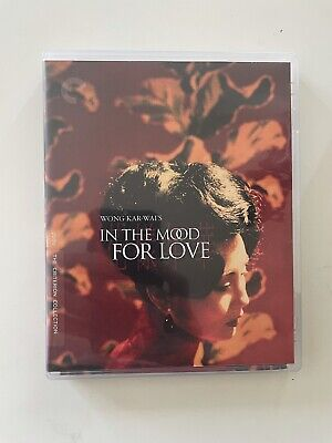 In The Mood For Love Criterion Collection Blu-Ray