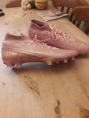 Nike Mercurial vapor 13 Elite fg Uk 9 Pink