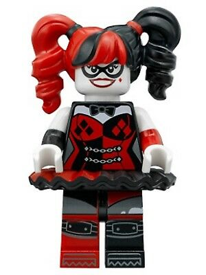 LEGO® Super Heroes™ Harley Quinn with Black and Red Tutu (70916)