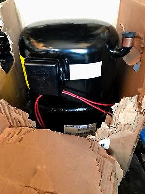 New Bristol Hermetic Compressor For Heat Pump Ac P032-5122k - 51900 Btu