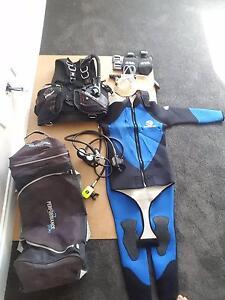Scuba diving gear (Sherwood) Carramar Wanneroo Area Preview