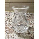 """Waterford Crystal Vase Small 4"""""""