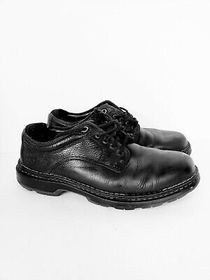 Timberland Madison Summit Men's Sz 10.5 M Shoes Oxfords Black Leather # 29512