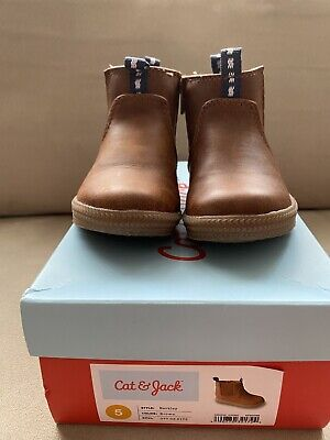 Cat & Jack Baby Boys Shoes Size 5