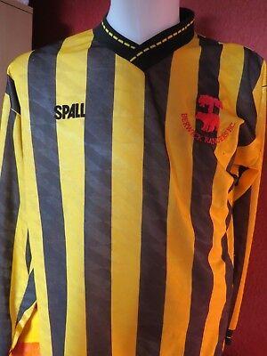 Berwick Rangers 1990-91 Spall Home Football Shirt Long Sleeve RARE Size Large  image