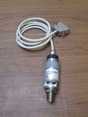 Wika 891.20.401 0-1400 Psi Pressure Transmitter Used
