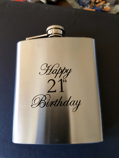 For sale hip flask