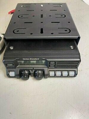 Vertex Vx 6000 L Mobile Radio Low Band 37-50 Mhz 120 Watts Good Working Cond.