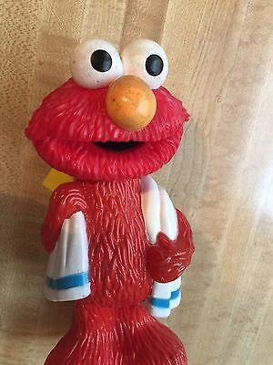 Elmo Bubbles (Sesame Street Bubble Bath Collectible Character ELMO 1992 Very Good)