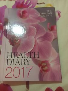 Women's 2017 Health Diary Maryland Newcastle Area Preview