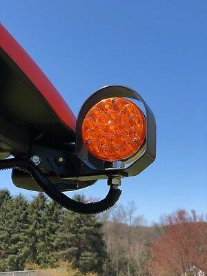 Kubota B Series Led Light Protectors