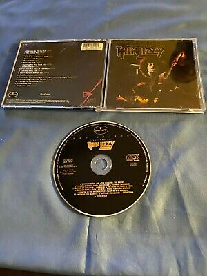 Thin Lizzy - Dedication The Very Best Of CD Like New 1991