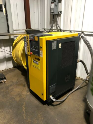 Kaeser ANSM10 Rotary Screw Compressor 125Psi TriV SC2 2017