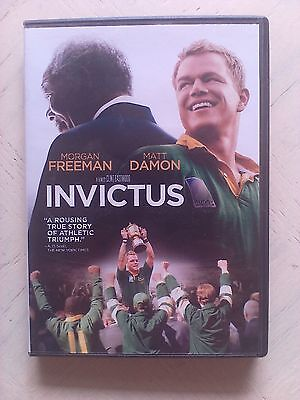 Invictus   Morgan Freeman   2009 Dvd