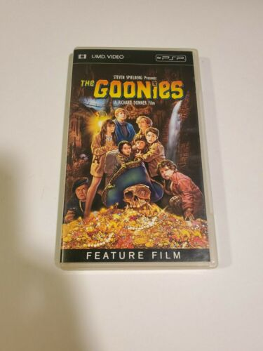 The Goonies (UMD, 2006) ☆ Authentic ☆