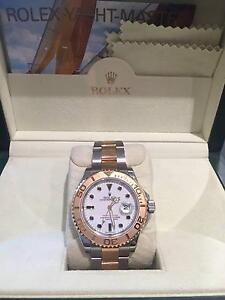 Rolex Yacht-Master two tone steel & 18k gold Sydney City Inner Sydney Preview