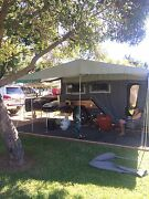 Ezytrail Albany SE hard floor rear fold camper 2016 Lynbrook Casey Area Preview