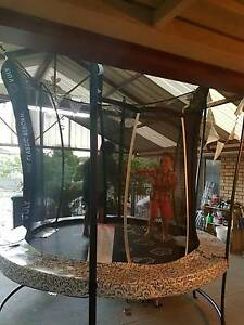 Vuly 2 Trampoline 8 foot Mirrabooka Stirling Area Preview