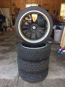 Konig rims with NEW*** tires