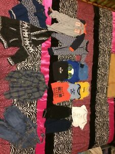 Baby boy clothes, excellent condition. Some new with tags.