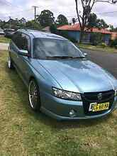 2007 HOLDEN COMMODORE VZ SVZ-7 SEATER Chester Hill Bankstown Area Preview
