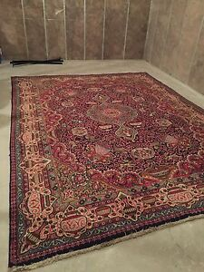 Beautiful  Hand-Knotted Persian Rug