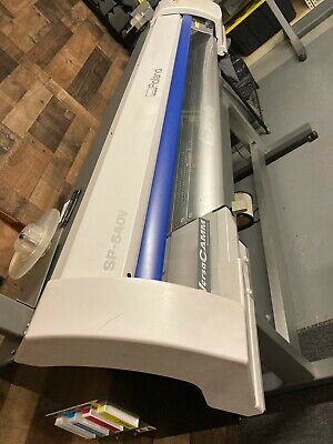 Roland Sp540v 54 Commercial Vinyl Printer