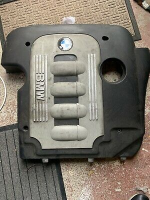 Bmw  Engine Cover E90 E91 E92.   1114-7789769