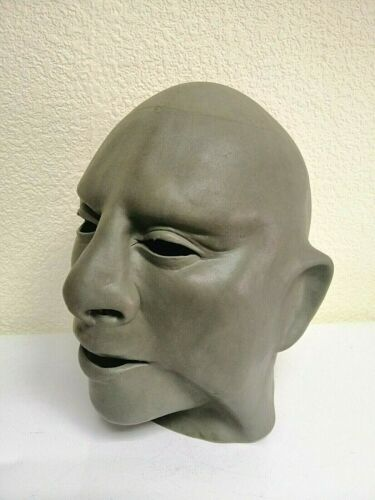 Vintage Fantomas LATEX MASK MADE OF LATEX Carnival Mask Rubber Mask. Rare!!!