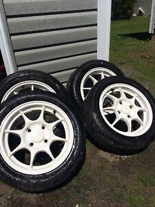 Acura Integra Type-R wheels