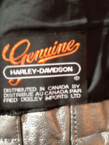 Harley  Davidson leather jacket Edmonton Edmonton Area image 3