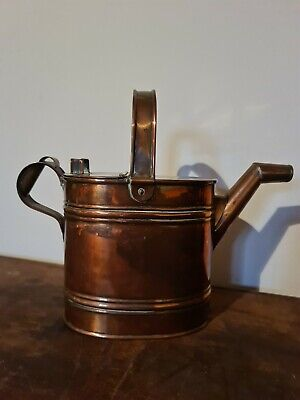 Excellent looking Vintage Copper Watering Can not haws elliot