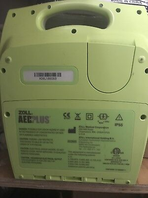 Zoll AED Plus with Adult Pad (never used in an emergency)