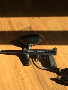 2 Tippmann 98 paintball guns