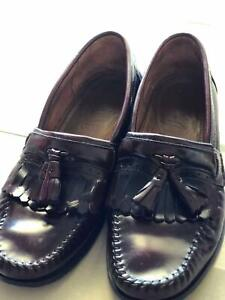 GH BASS WEEJUN LARKIN MOC TASSEL SHOES SIZE 8.5 Coomera Gold Coast North Preview