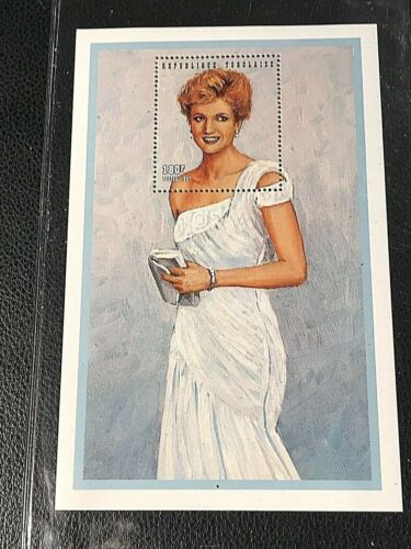 Princess Diana Limited Edition Collectors Set of Legal Tender Stamps 1997