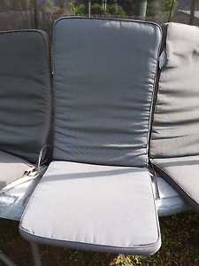 Outdoor chair cushions Mooroobool Cairns City Preview